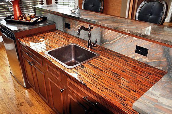 Hot Countertop Materials : Trending Kitchen Countertop Materials for Your Home - Hometone