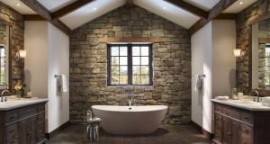 Designing Modern Bathrooms with Stone
