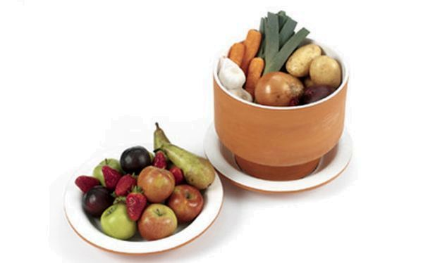Eco cooler Fruit bowl
