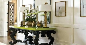 Entryway tables that match affordability with function_1