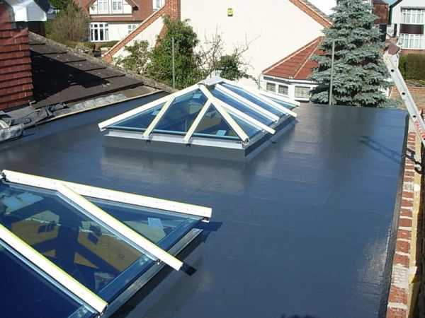 Fibreglass Roofing _1