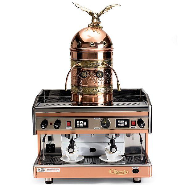 Hammacher Double Espresso Machine