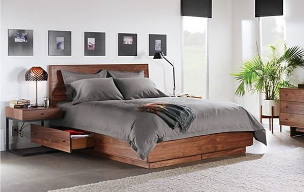 Hudson Storage Bed  by Room & Board