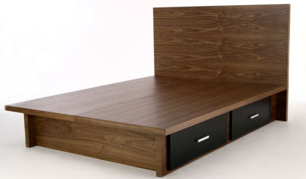 Knickerbocker Storage Bed