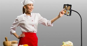 Asian female chef