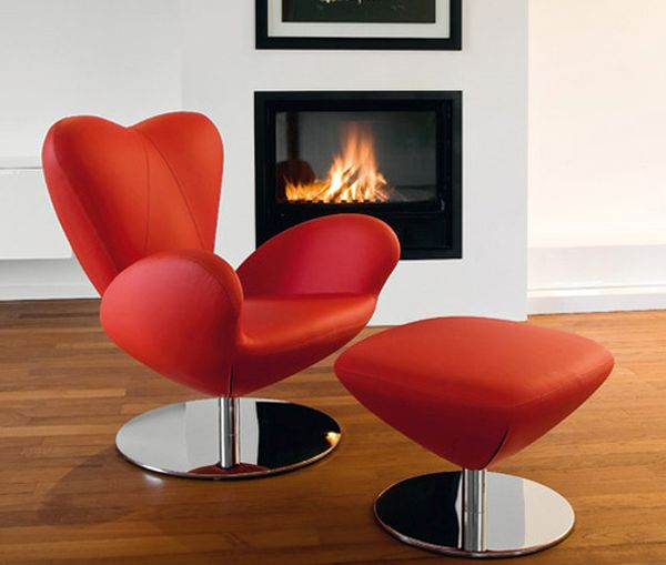 Modern beautiful swivel chair_1