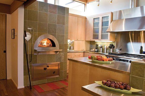Mugnaini Wood Fire Pizza Oven