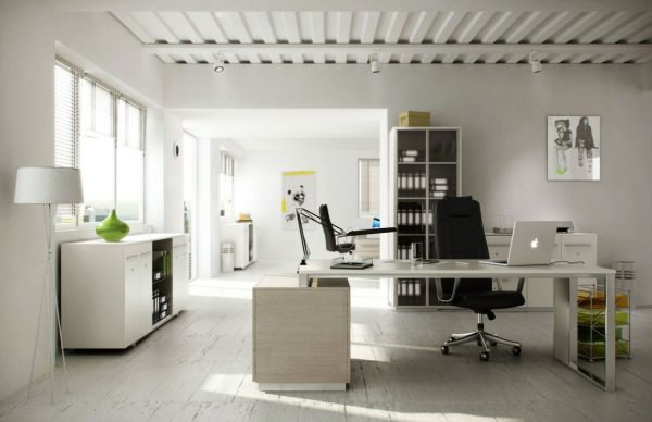 Organized Home Office Space_2