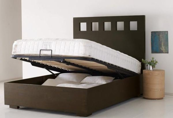Pivot Storage Bed Frame