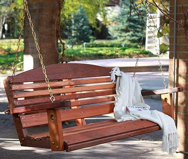 Red Cedar Porch Swing