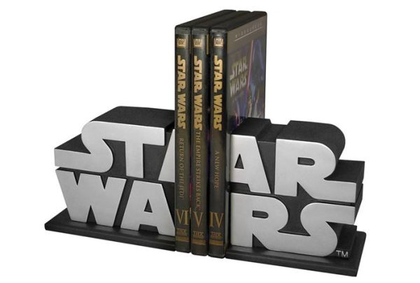 Star Wars Book Ends