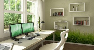 Sustainable Home Office