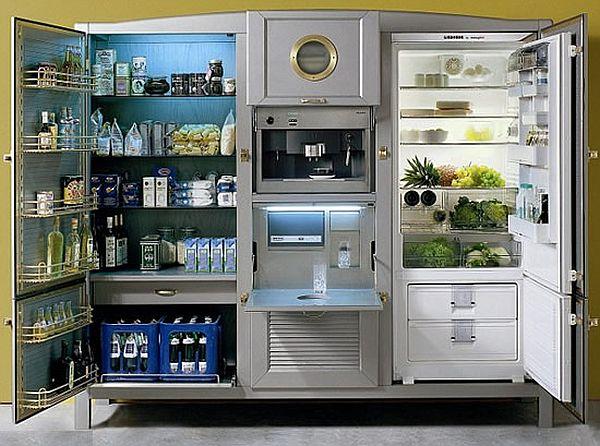 The Meneghini La Cambusa Refrigerator