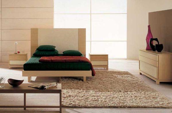 bedroom Shag rug