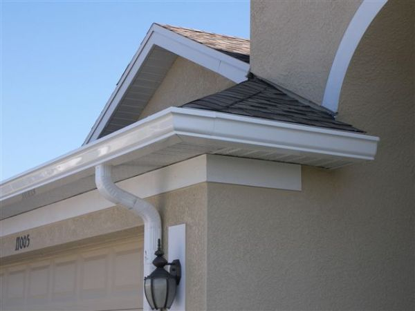 different types of Gutter Material for Your Home_1