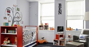 kids room gender neutral