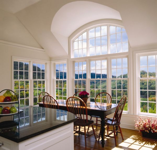 right windows can enhance the beauty of your living space