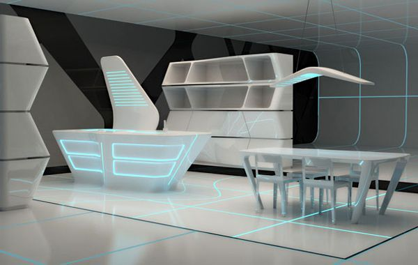 technological furniture