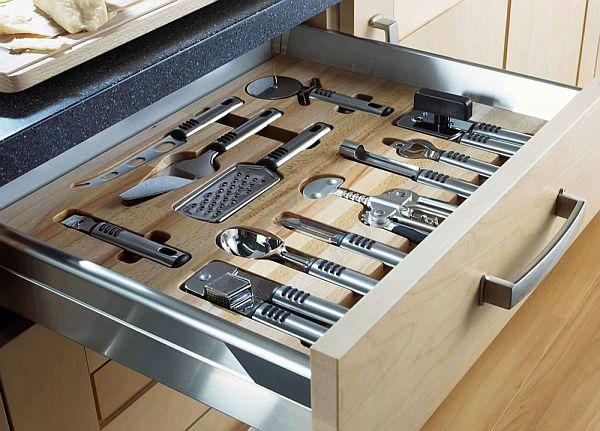 utensils storage