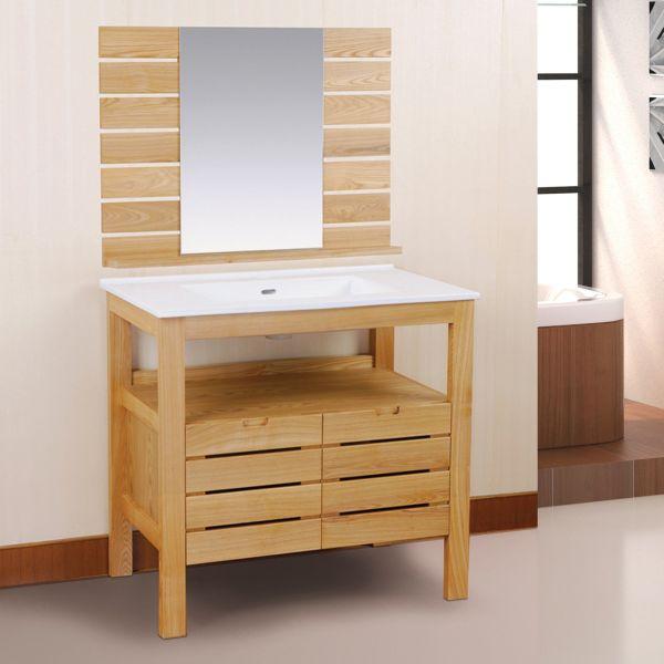 wooden bathroom cabinet_3