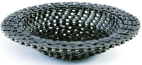 Bike Chain Bowl