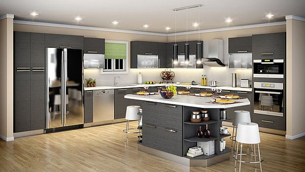 Adornus Kitchen Cabinets by ADI Supply