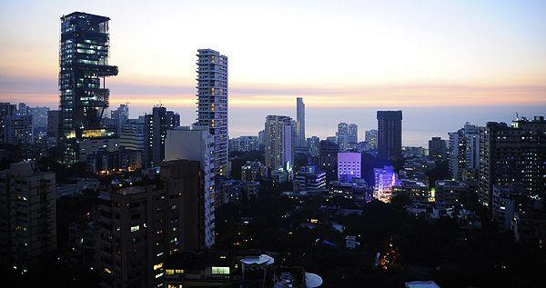 Antilla, Mumbai