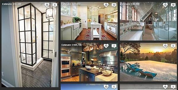 Digs is a remodeling app designed by Zillow