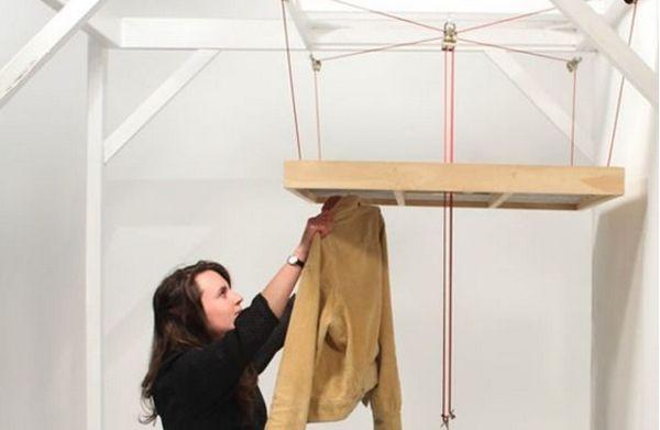 Dual Function Shelf Hanger