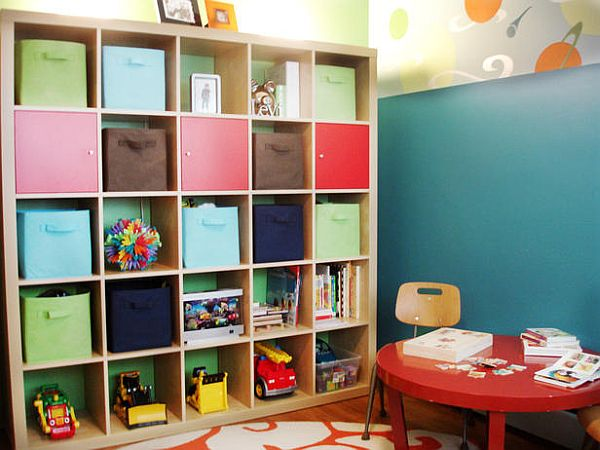 Indoor Play Area for Your Kids