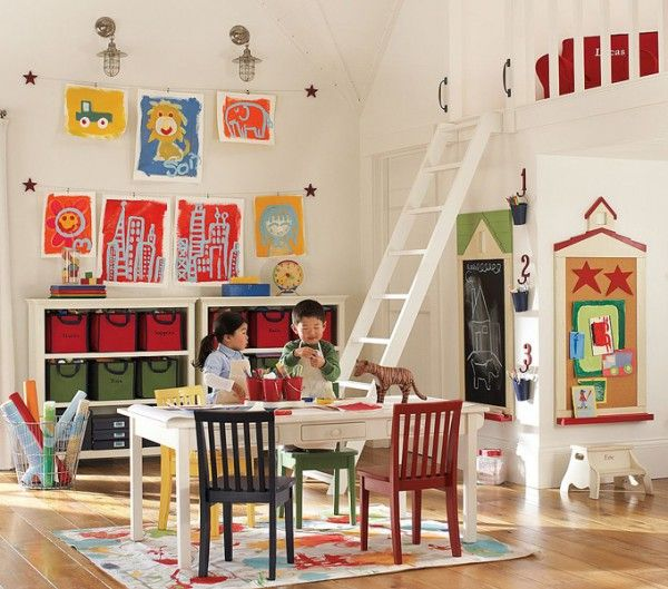 Indoor Play Area for Your Kids_23