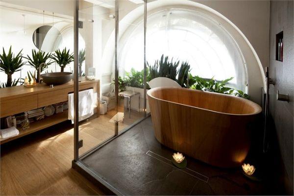Japanese Style Bathroom _6