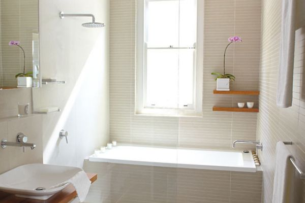 Simple interior decoration tips for creating a japanese for Home automation shower