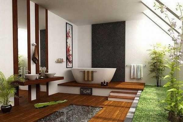 Japanese Style Bathroom_3