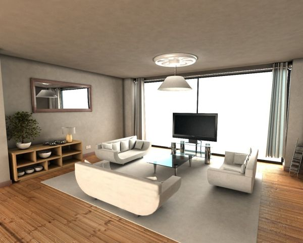Japanese style interior design_2