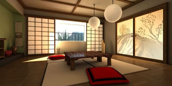 Japanese style interior design_3