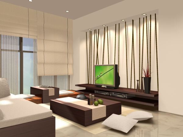 Japanese style interior design_5