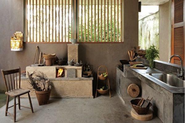 Natural Materials home decor_1