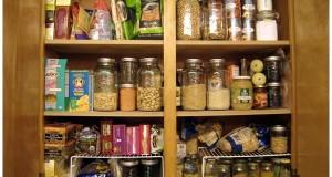 Organized Pantry_