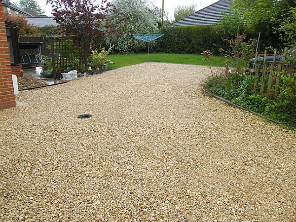Pebble Driveways