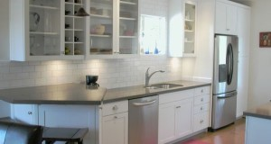 Transparent kitchen Cabinets _2