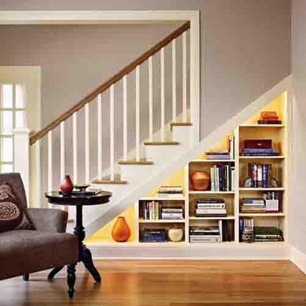 Under Stair Shelves_2