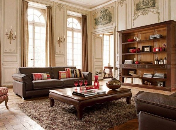Victorian Style living room 2