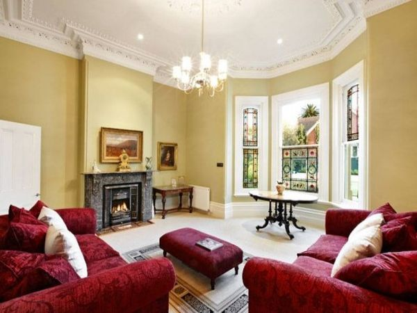 Victorian Style living room 3