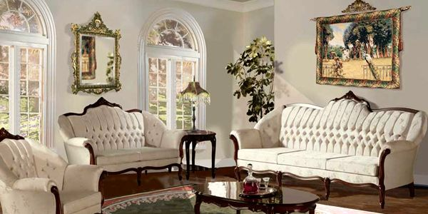 Victorian Style living room 4