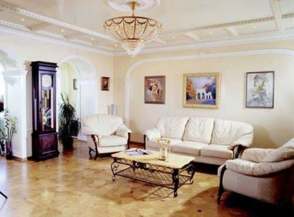 Victorian Style living room 5