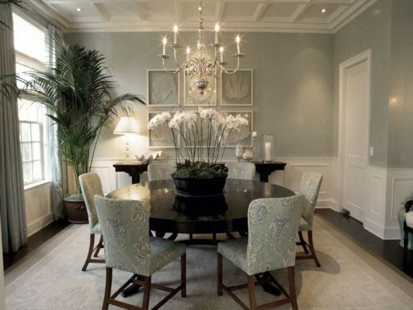 beautiful Dining Room_7