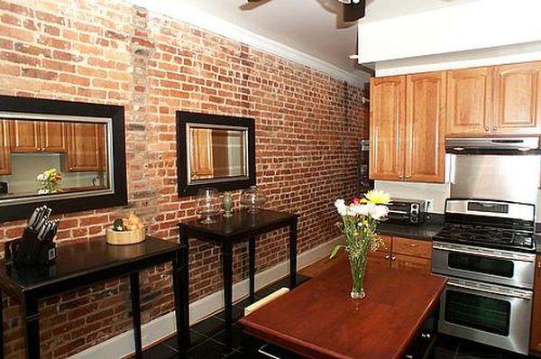 bricks Interior Décor 2