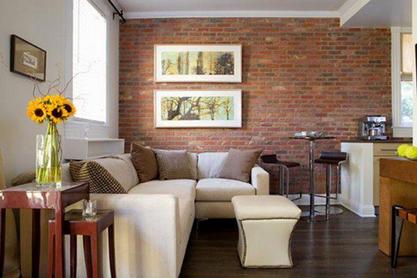 bricks Interior Décor 4