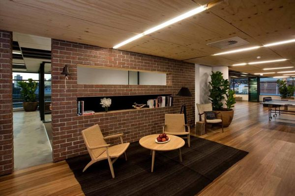 bricks Interior Décor 44